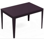 Table rectangulaire Zef