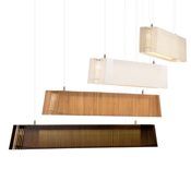 Lampe suspension Owalo