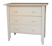 Commode Lisa 3 tiroirs