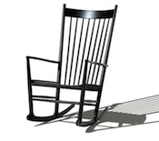 Rocking-chair J16