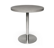 Table bistrot ronde Edge